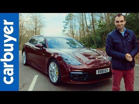 Porsche Panamera E-Hybrid Sport Turismo 2019 review - Carbuyer