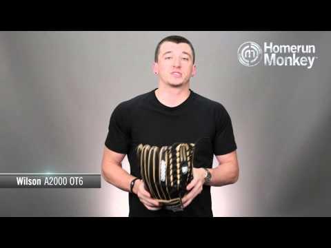 Wilson A2000 OT6 Baseball Glove