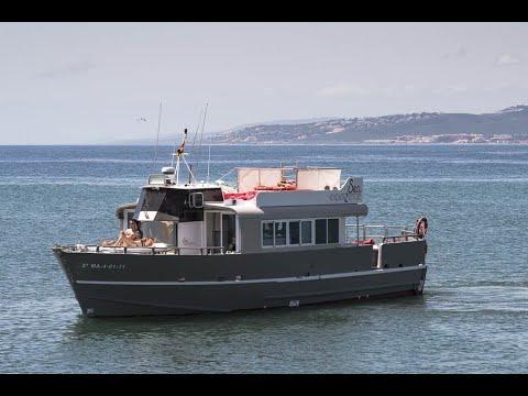 Sea Experience, barco para grupos