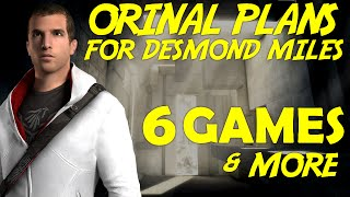 Assassin's Creed - Nolan North revealed original plans for Desmond Miles...