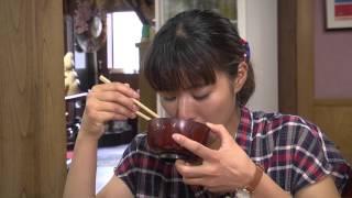 [にいかわ動画リポート]富山県魚津市とんかつやで昼食!