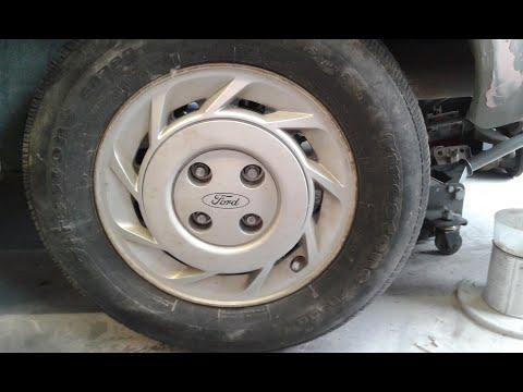 """14"""" Ford Tempo Laminate Rims (4x108 = 4x4.25)"""
