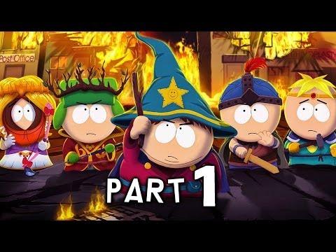South Park Stick of Truth Gameplay Walkthrough Part 1 - Grand Wizard