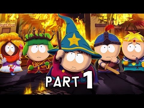 Gameplay de South Park: The Stick of Truth