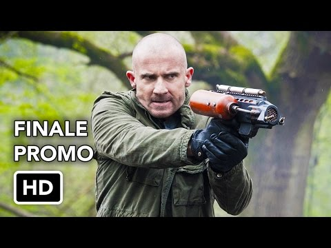 DC's Legends of Tomorrow 1x16 Extended Promo