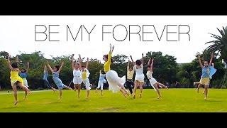 DANCEMASTERS / BE MY FOREVER feat. ED SHEERAN - CHRISTINA PERRI