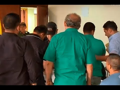 Envian a prision a tres de los implicados en el escandalo de corrupcion de la Cuarta Brigada