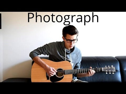 Photograph (Ed Sheeran) - Fingerstyle Guitar Cover [TABS]