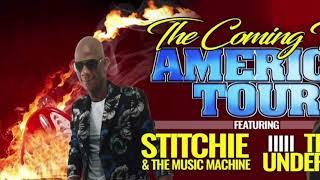 Stitchie (vibes machine) one man band live new jersey