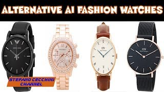 #157 Alternative Ai Fashion Watches