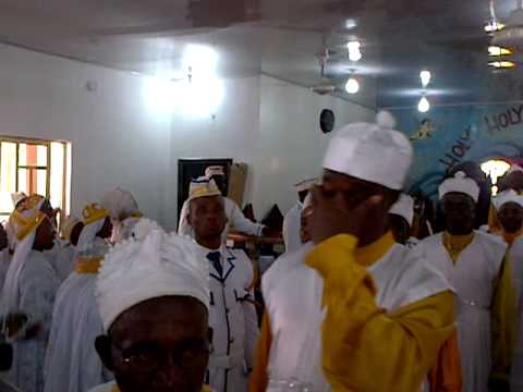 ESOCS CHURCH  MOSES ORIMOLADE IS OUR GREAT TEACHER  PART 1  DIOBU PROVINCE