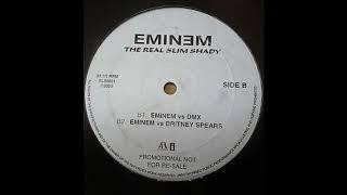 Eminem vs. Britney Spears - Oops! The Real Slim Shady Did It Again