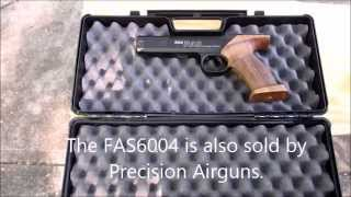 FAS 6004 Air Pistola Overview