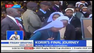 Late Bishop Cornelius Korir's burial set for tomorrow