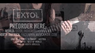 """Extol - """"Open the gates"""" - Full guitar cover by Chowy Fernandez"""