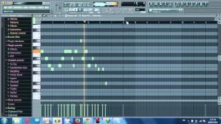 Hướng dẫn nhạc lý cơ bản trong FL Studio Phần 1 ( Viết giai điệu của bài hát)