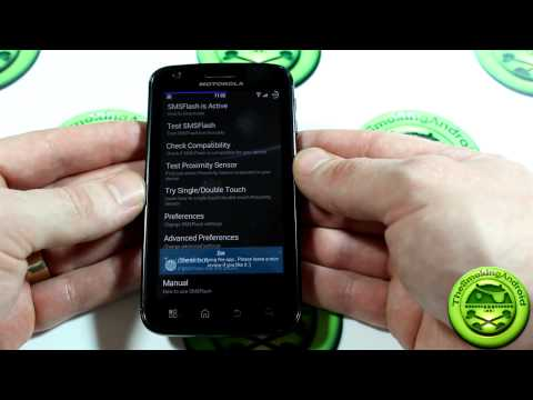 SMSFlash For Android App Review – Messaging App