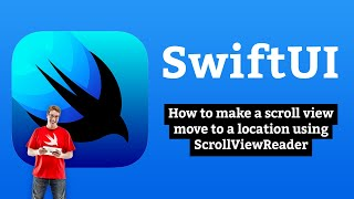 How to make a scroll view move to a location using ScrollViewReader – SwiftUI