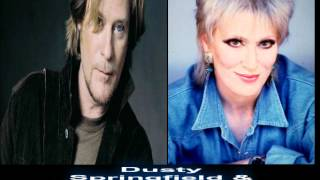 Daryl Hall & Dusty Springfield   -  Wherever Would I be