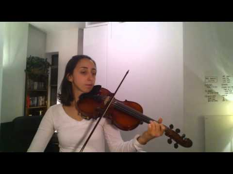 Violin Play Along - Folk Dance from Strictly Strings Violin Book 1