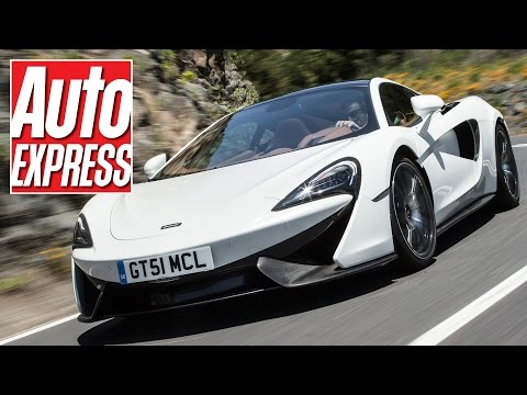 McLaren 570GT review: the most usable McLaren yet?