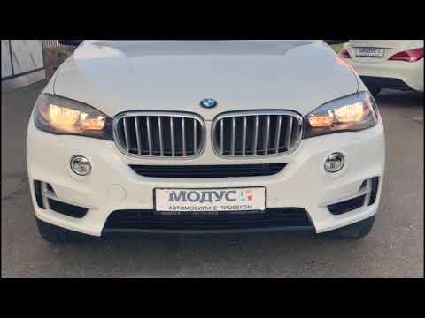 BMW X5, III (F15) 2014г.
