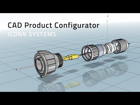 iCONN Systems: How to Download Digital CAD Models On-Demand