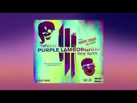 Skrillex & Rick Ross – Purple Lamborghini (Demo)