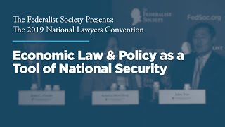 Click to play: Economic Law & Policy as a Tool of National Security