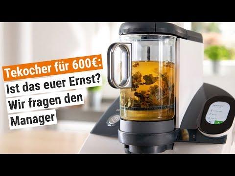 600 Euro für einen Teekocher – Temial von Vorwerk im Test
