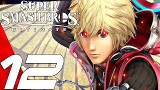 Super Smash Bros Ultimate - Gameplay Walkthrough Part 12 - Shulk (World of Light) Switch