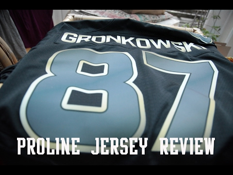 NFL Pro Line Patriots Rob Gronkowski Black Gold Collection Jersey Review