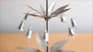 DIY金属植物ツリガネニンジンMetallicPlants-Adenophoratriphylla