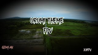 Urumi theme song|||Freestyle FPV ✌️♥️