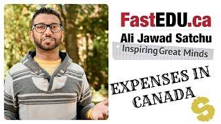 Expenses in Canada