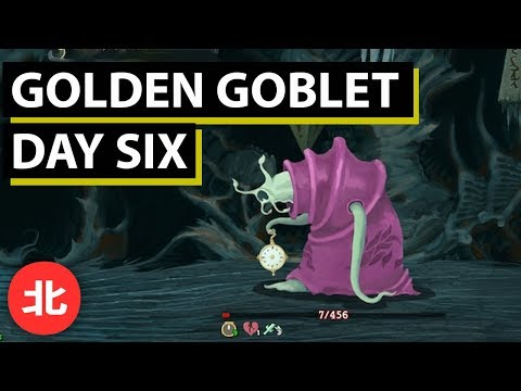 Slay the Spire Golden Goblet - Day Six (Northernlion's Perspective)