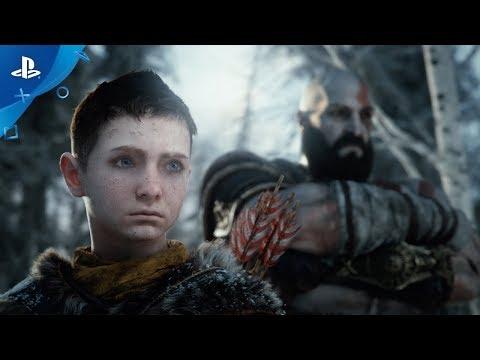 戰神 God of War 最新電視廣告