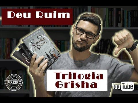 DEU RUIM | Trilogia Grisha | @danyblu @irmaoslivreiro