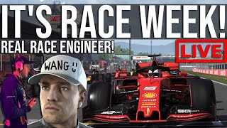 Taking On A 100% Race With A Real Life Racing Engineer