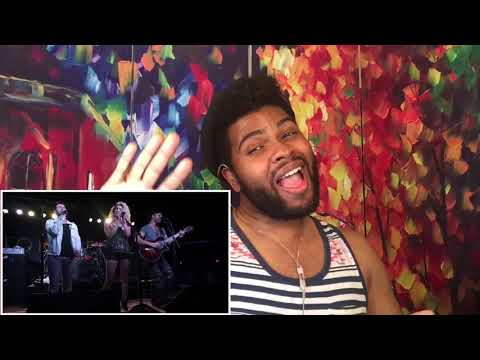 Tori Kelly & Dan + Shay - Thinking Out Loud [Ed Sheeran Cover](Reaction) | Topher Reacts