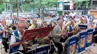 preview picture of video 'Siebenbürger Blaskapelle Nürnberg - Anna Polka'