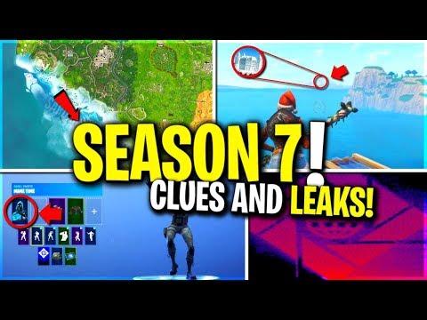 Season 7 New Leaked Skins And Air Vehicle Christmas A I M Skin