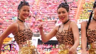 Dancing Queen แต้ว-ญาญ่า-คิม-เบล เต้นกันไฟลุก!! l งาน 49 ปี ช่อง 3 งานวัดคาร์นิว้าว   MAYA on Tour