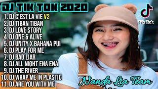 Dj Tik Tok Terbaru 2020 Dj C est La Vie Full Album Remix 202...