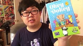 Board Game Reviews Ep #10: OKEY DOKEY