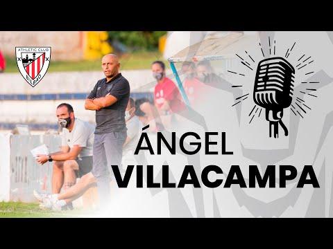 🎙️ Ángel Villacampa – post Deportivo Alavés – Athletic Club