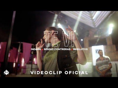 Indara, Sergio Contreras, Rebujitos - Te Vi (Videoclip Oficial) HD Mp4 3GP Video and MP3