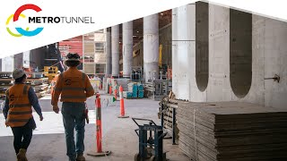 2020 in review: Parkville Station