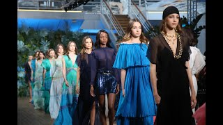 Cruise 2020 Collection - Alberta Ferretti Fashion Show