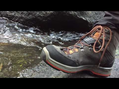 Quechua Forclaz 500 shoes waterproof test and review